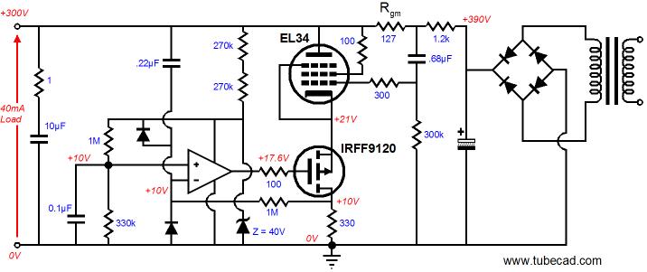 aikido line stage amplifier kits  u0026 more fbff hybrid regulators