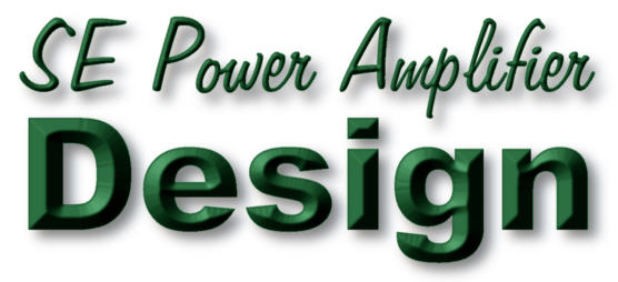 how to design an se power amplifier. Black Bedroom Furniture Sets. Home Design Ideas