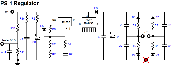 ps solidstate regulator kit, wiring diagram