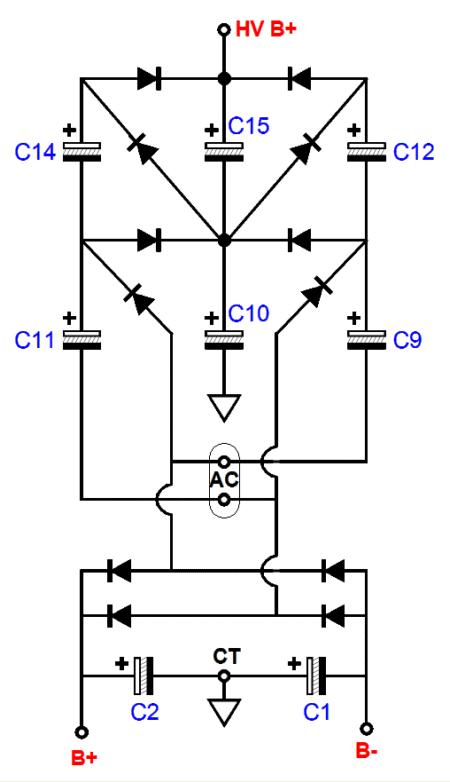 Ps 15 Amp Srpp Designs