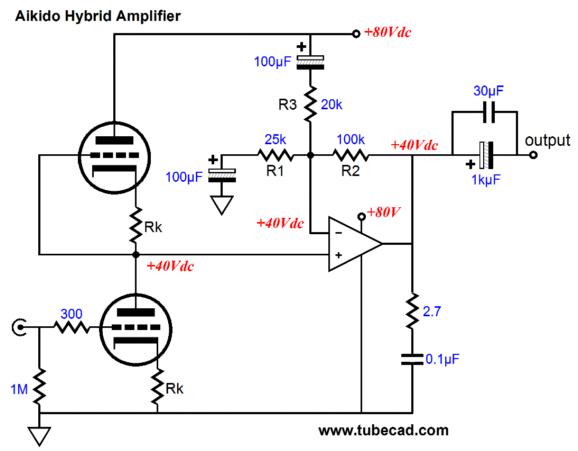 Balanced Step Attenuator & Aikido Hybrid Amplifier