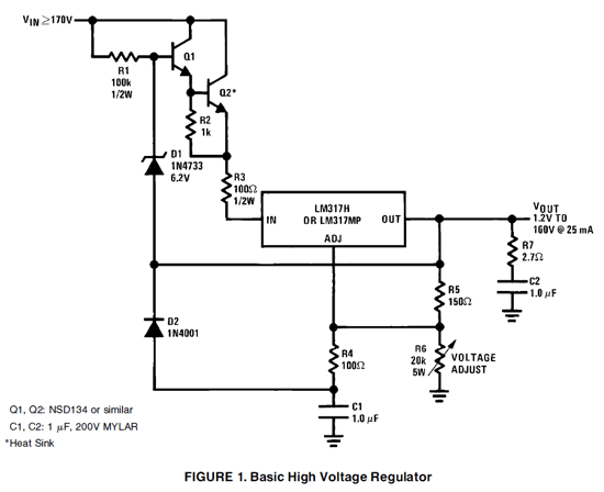 book review  u0026 new hv regulator design