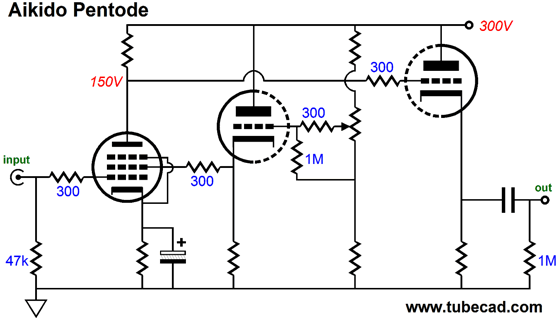 rmaf  u0026 high gain tube circuits