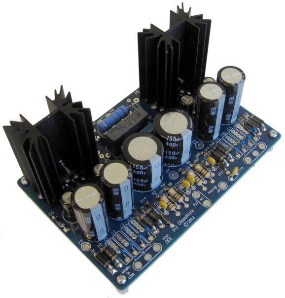 High Voltage Kit : Ps srpp designs