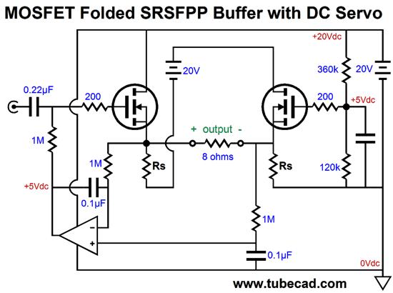 SRCFPP Power Amplifiers