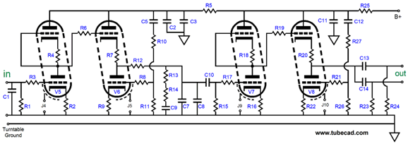 Aikido PH-2 Schematic