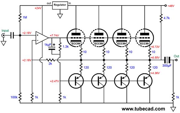 split williamson amplifier  u0026 class