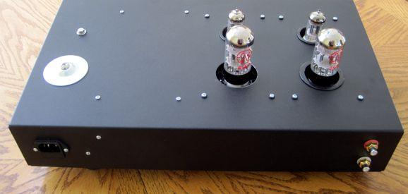 Electrostatic Headphone Amplifier Amp Imc For 300b